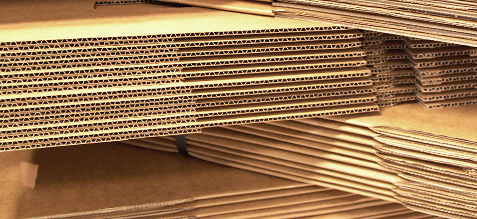 L minas de carton corrugado somos cart n for Laminas de carton